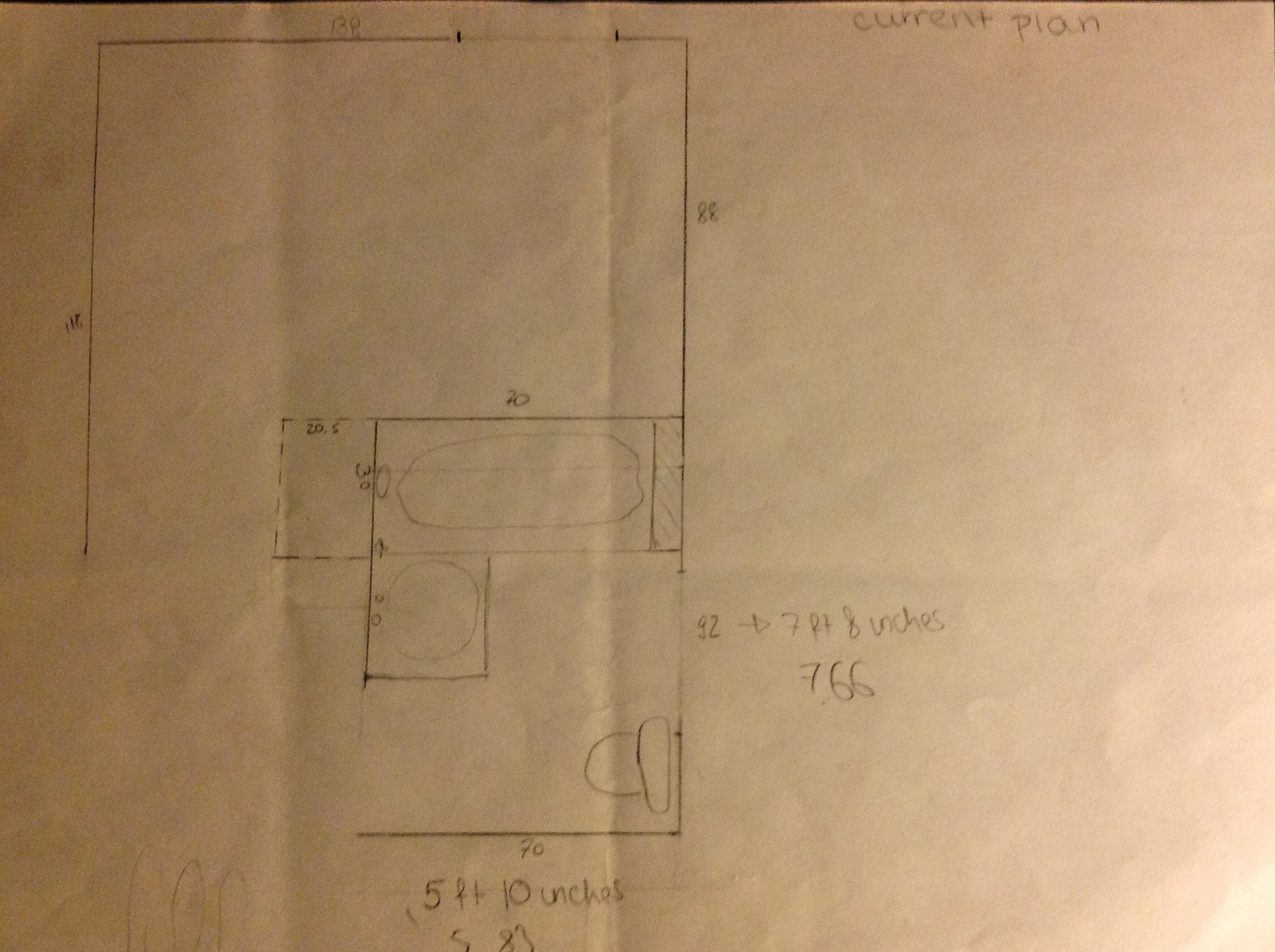 Updated Renovation Plans