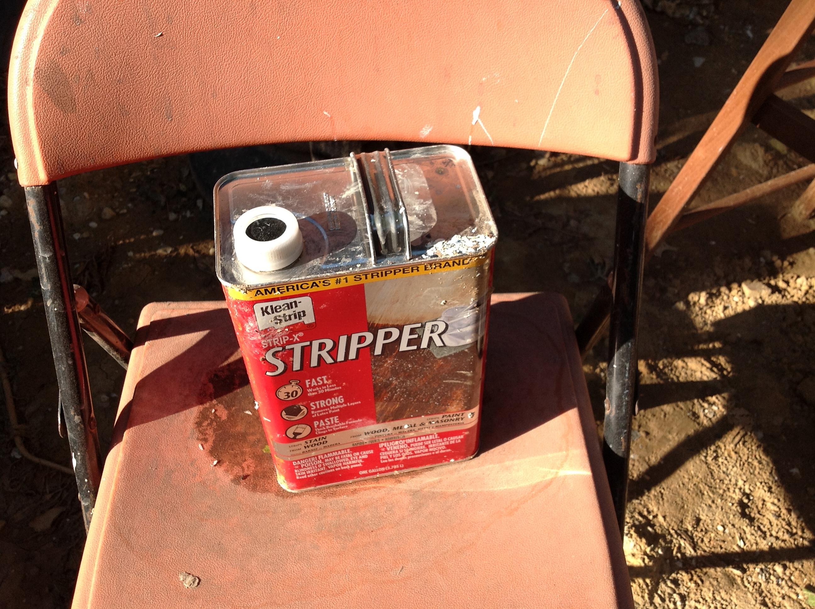Stripping Away – Part II
