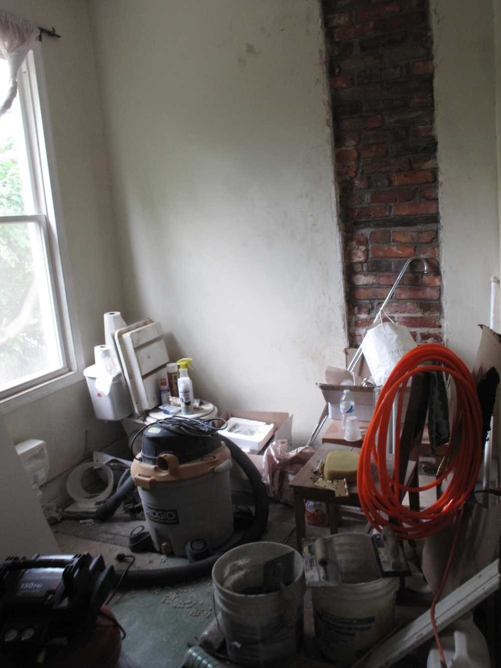 A Day in the Life of a Renovator