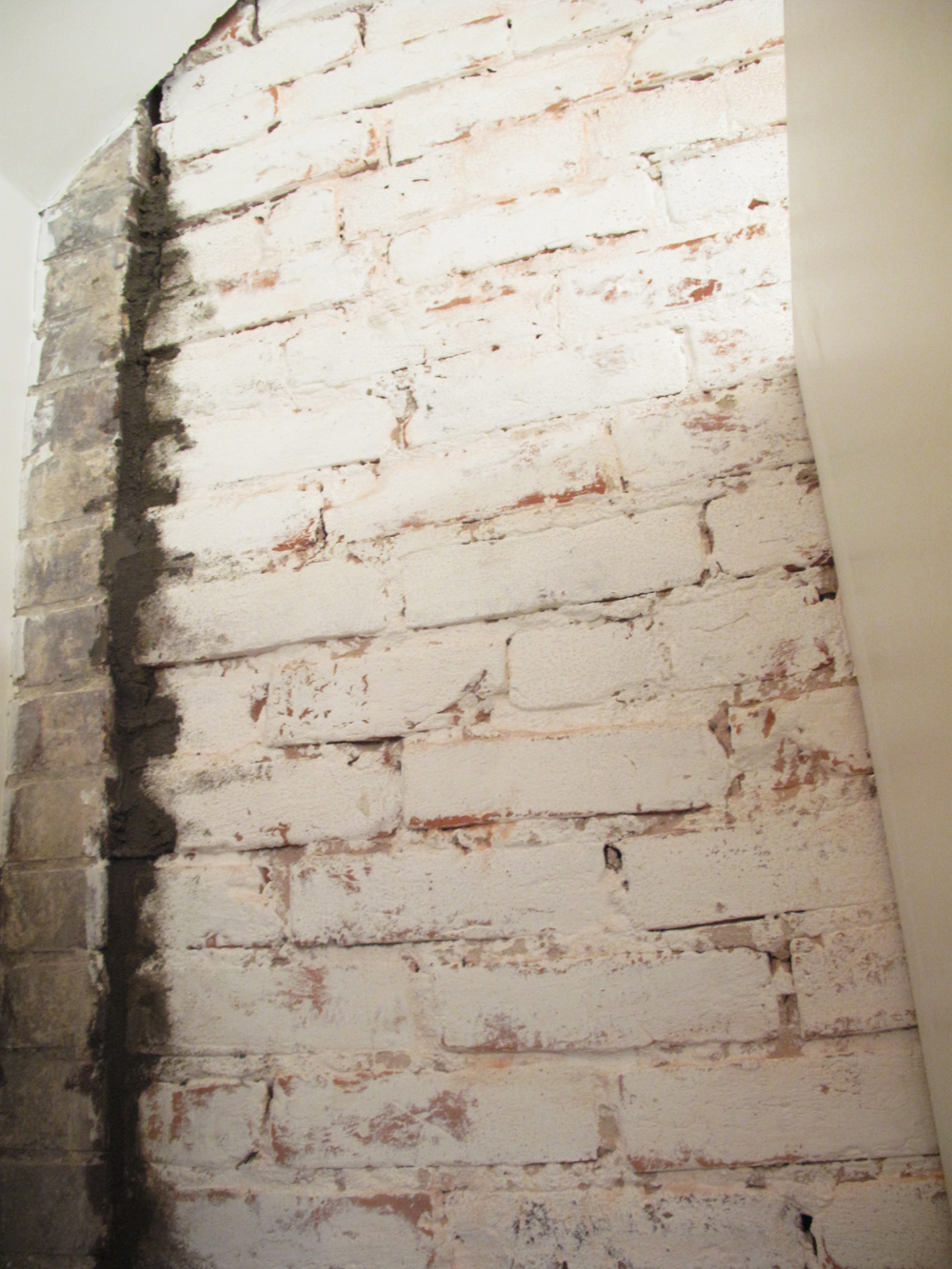 How to: Seal Whitewashed Brick