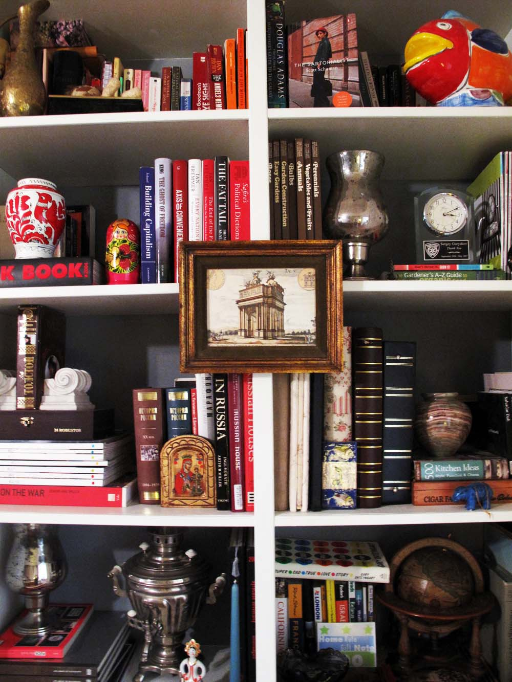 How to: Built-in Shelves (Part III)