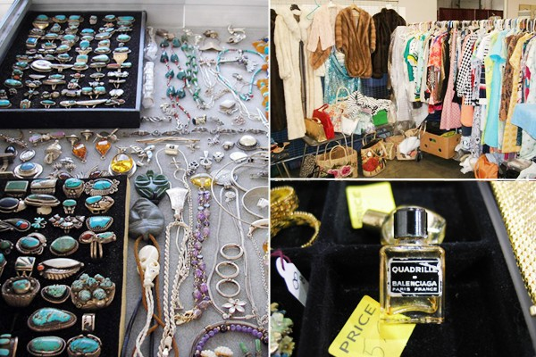 Flea Markets and Vintage Shopping in DC